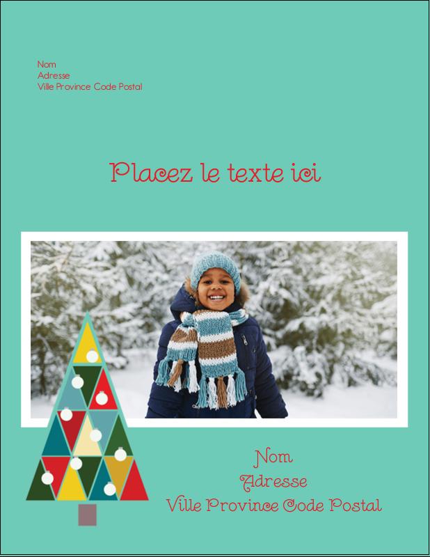 """4¼"""" X 5½"""" Carte Postale -"""