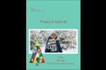Carte Postale - gabarit prédéfini. <br/>Utilisez notre logiciel Avery Design & Print Online pour personnaliser facilement la conception.