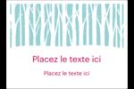 Les gabarits Forêt hivernale pour votre prochain projet des Fêtes Étiquettes rectangulaires - gabarit prédéfini. <br/>Utilisez notre logiciel Avery Design & Print Online pour personnaliser facilement la conception.