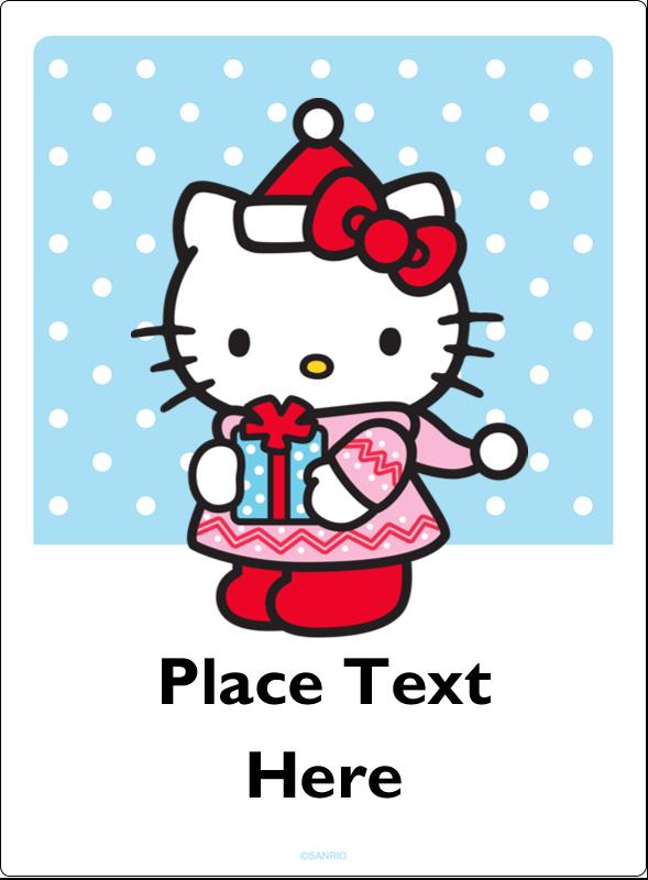 "4¾"" x 3½"" Rectangular Label - Small Gift, Big Smile®"
