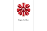 Custom projects appear festively bold with pre-designed Red Ribbons templates.