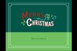 Joyeux Carte Postale - gabarit prédéfini. <br/>Utilisez notre logiciel Avery Design & Print Online pour personnaliser facilement la conception.