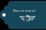 Ailes de limousine Étiquettes imprimables - gabarit prédéfini. <br/>Utilisez notre logiciel Avery Design & Print Online pour personnaliser facilement la conception.