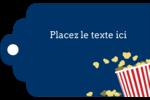 Popcorn et film Étiquettes imprimables - gabarit prédéfini. <br/>Utilisez notre logiciel Avery Design & Print Online pour personnaliser facilement la conception.