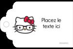 Votre Ami Hello Kitty Étiquettes imprimables - gabarit prédéfini. <br/>Utilisez notre logiciel Avery Design & Print Online pour personnaliser facilement la conception.