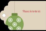 Les gabarits Boules décoratives artisanales pour votre prochain projet des Fêtes Étiquettes imprimables - gabarit prédéfini. <br/>Utilisez notre logiciel Avery Design & Print Online pour personnaliser facilement la conception.