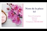 Glaçage et orchidée rose Cartes d'affaires - gabarit prédéfini. <br/>Utilisez notre logiciel Avery Design & Print Online pour personnaliser facilement la conception.