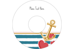 Custom projects enjoy smooth sailing with pre-designed Valentine Anchor templates.