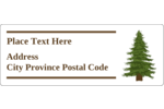 Bring bold, natural beauty to custom projects with pre-designed Forest Tree templates.