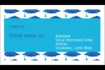 Mortiers de diplômés Cartes d'affaires - gabarit prédéfini. <br/>Utilisez notre logiciel Avery Design & Print Online pour personnaliser facilement la conception.