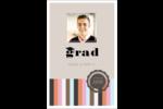 Mortier de diplômé Cartes Et Articles D'Artisanat Imprimables - gabarit prédéfini. <br/>Utilisez notre logiciel Avery Design & Print Online pour personnaliser facilement la conception.