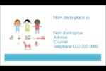Éducation et préscolaire Carte d'affaire - gabarit prédéfini. <br/>Utilisez notre logiciel Avery Design & Print Online pour personnaliser facilement la conception.