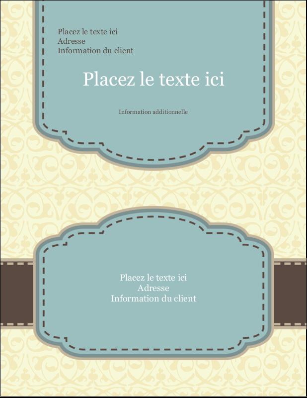 "4¼"" X 5½"" Carte Postale - Vert d'antan"