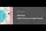 Architecture  Étiquettes D'Adresse - gabarit prédéfini. <br/>Utilisez notre logiciel Avery Design & Print Online pour personnaliser facilement la conception.