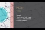 Architecture  Carte d'affaire - gabarit prédéfini. <br/>Utilisez notre logiciel Avery Design & Print Online pour personnaliser facilement la conception.