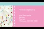 Planificateur de fêtes Carte d'affaire - gabarit prédéfini. <br/>Utilisez notre logiciel Avery Design & Print Online pour personnaliser facilement la conception.