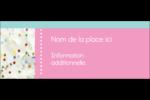 Planificateur de fêtes Affichette - gabarit prédéfini. <br/>Utilisez notre logiciel Avery Design & Print Online pour personnaliser facilement la conception.