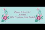 Princesses Étiquettes D'Adresse - gabarit prédéfini. <br/>Utilisez notre logiciel Avery Design & Print Online pour personnaliser facilement la conception.