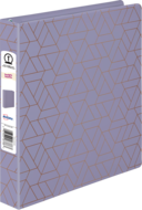 Avery<sup>®</sup> Durable View Binder, Metallic Lavender 26786