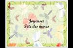 Deux papillons Cartes de notes - gabarit prédéfini. <br/>Utilisez notre logiciel Avery Design & Print Online pour personnaliser facilement la conception.