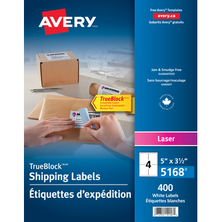 Avery® Shipping Labels