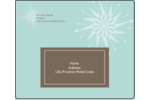 Add a celebratory feel to projects with printable pre-designed Creative Spark templates.