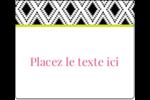 Damas décoratif Étiquettes d'expédition - gabarit prédéfini. <br/>Utilisez notre logiciel Avery Design & Print Online pour personnaliser facilement la conception.