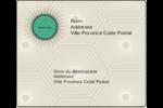 Explosion de vert Étiquettes d'expédition - gabarit prédéfini. <br/>Utilisez notre logiciel Avery Design & Print Online pour personnaliser facilement la conception.