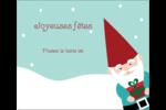 Lutin de Noël Étiquettes d'expédition - gabarit prédéfini. <br/>Utilisez notre logiciel Avery Design & Print Online pour personnaliser facilement la conception.
