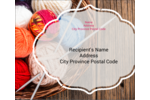 Get creative and customize projects with pre-designed Knitting Crafts templates.