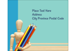 Customize personal or professional projects with pre-designed Education Arts templates.