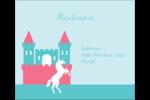 Château Étiquettes d'expédition - gabarit prédéfini. <br/>Utilisez notre logiciel Avery Design & Print Online pour personnaliser facilement la conception.