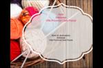 Tricot Étiquettes d'expédition - gabarit prédéfini. <br/>Utilisez notre logiciel Avery Design & Print Online pour personnaliser facilement la conception.
