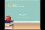 Enseignement scolaire Étiquettes d'expédition - gabarit prédéfini. <br/>Utilisez notre logiciel Avery Design & Print Online pour personnaliser facilement la conception.