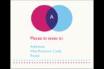 Styliste Étiquettes d'expédition - gabarit prédéfini. <br/>Utilisez notre logiciel Avery Design & Print Online pour personnaliser facilement la conception.