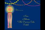 Lanternes Divali Étiquettes d'expédition - gabarit prédéfini. <br/>Utilisez notre logiciel Avery Design & Print Online pour personnaliser facilement la conception.