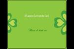 Saint-Patrick Étiquettes d'expédition - gabarit prédéfini. <br/>Utilisez notre logiciel Avery Design & Print Online pour personnaliser facilement la conception.