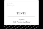Un simple mot Étiquettes d'expédition - gabarit prédéfini. <br/>Utilisez notre logiciel Avery Design & Print Online pour personnaliser facilement la conception.
