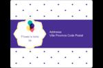 Fournitures d'anniversaire Étiquettes d'expédition - gabarit prédéfini. <br/>Utilisez notre logiciel Avery Design & Print Online pour personnaliser facilement la conception.
