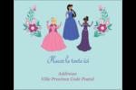 Princesses Étiquettes d'expédition - gabarit prédéfini. <br/>Utilisez notre logiciel Avery Design & Print Online pour personnaliser facilement la conception.