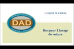 Le meilleur papa Cartes d'affaires - gabarit prédéfini. <br/>Utilisez notre logiciel Avery Design & Print Online pour personnaliser facilement la conception.