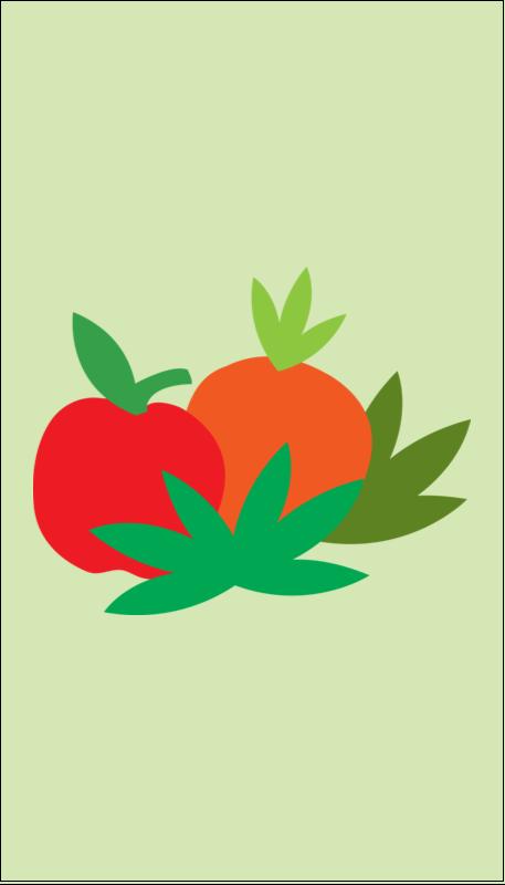 "3½"" x 2"" Business Card - Juice Prep"