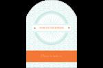 Savons Deco Étiquettes arrondies - gabarit prédéfini. <br/>Utilisez notre logiciel Avery Design & Print Online pour personnaliser facilement la conception.
