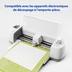 Avery<sup>®</sup> Papier Autocollant pour imprimantes à jet d'encre - Avery<sup>®</sup> Papier Autocollant