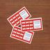 Avery<sup>®</sup> Carte d'affaires perforées pour imprimantes à laser - Avery<sup>®</sup> Carte d'affaires perforées