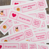 Avery<sup>®</sup> Tickets avec talons détachables pour imprimantes à laser ou jet d'encre - Avery<sup>®</sup> Tickets