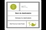 Modernité Étiquettes d'expédition - gabarit prédéfini. <br/>Utilisez notre logiciel Avery Design & Print Online pour personnaliser facilement la conception.