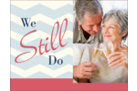 Bring lasting love to custom projects with pre-designed Anniversary Still Do templates.