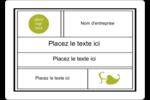 Modernité Étiquettes D'Identification - gabarit prédéfini. <br/>Utilisez notre logiciel Avery Design & Print Online pour personnaliser facilement la conception.