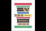 Bannière de Kwanzaa Cartes Et Articles D'Artisanat Imprimables - gabarit prédéfini. <br/>Utilisez notre logiciel Avery Design & Print Online pour personnaliser facilement la conception.